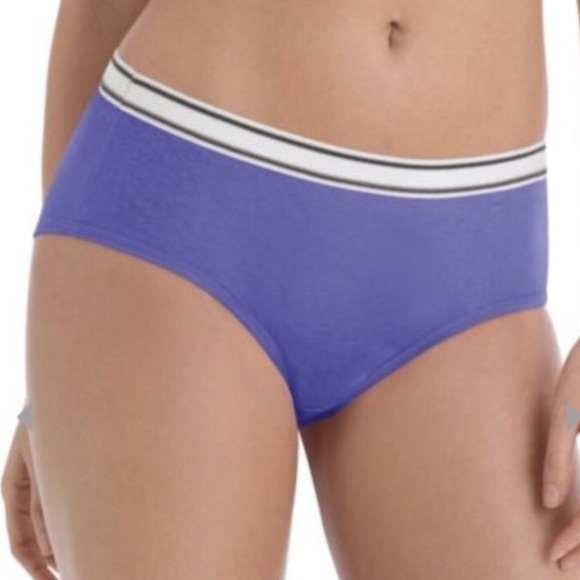 dda6c36a727 Hanes Intimates & Sleepwear | Women 6pack Assorted Color Hipster ...